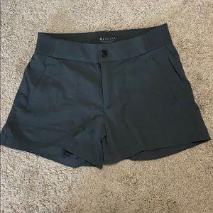 Charcoal Athleta shorts - size 2